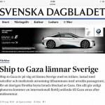 Vad har Ship to Gaza använt pengarna till? Inte humanitär hjälp i alla fall.