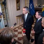 Den centrala frågan i Natodebatten
