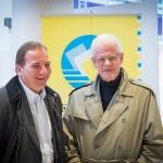 Jordplattorna i svensk politik har flyttat sig