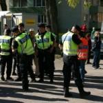 Något är fel med polisens uniformer
