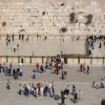 På plats i Jerusalem