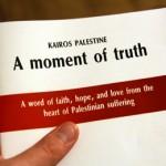 Kristna manar till bojkott av Israel