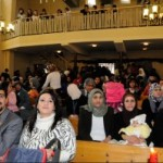 Muslimer kränks inte av skolavslutning i kyrkan