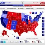 Obama vinner, gissar jag